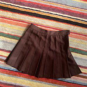 Los Angeles Apparel Tennis Skirt (S)